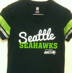 NFL Seattle Seahawks Kid's Shirt Large size 14